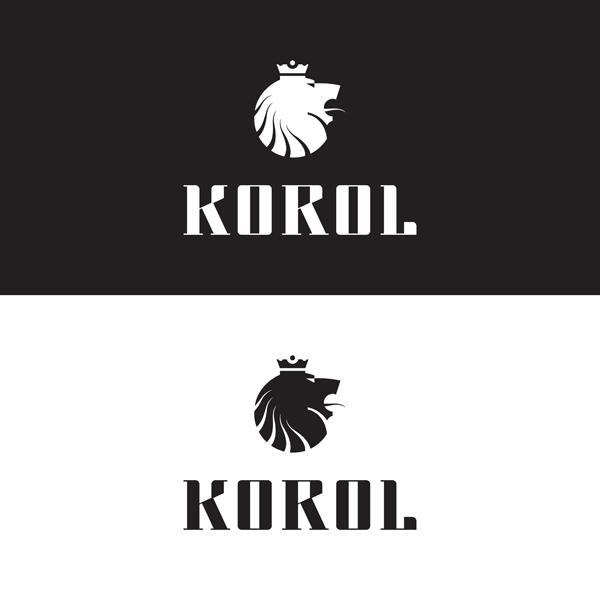 Logoförslag med heraldiska element