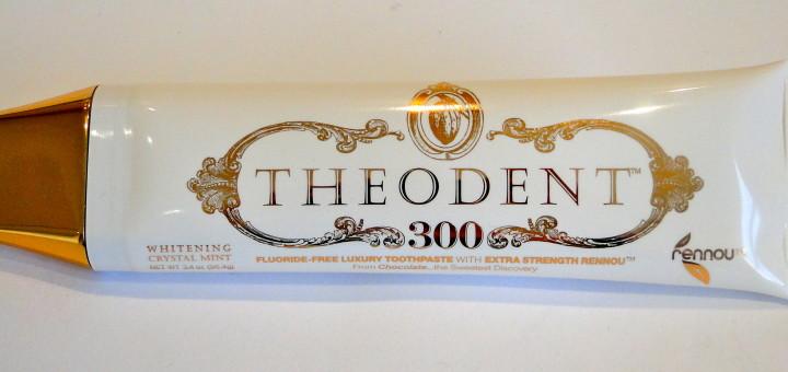 Theodent tandkräm - här säljer vi dyrt med hjälp av sköldformen ...