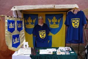 Marko på medeltidsdagarna i Varberg 2015