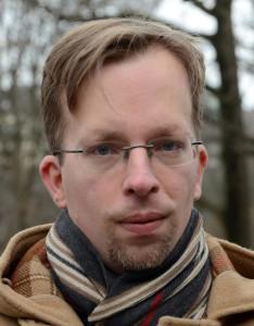 Porträttbild Magnus Bäckmark 20150225