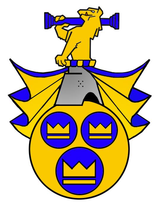 heraldiska föreningens vapen av Enar Nordvik